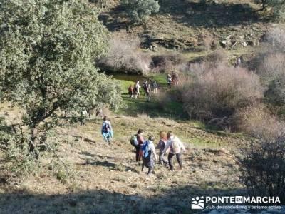 Ruta senderista por el embalse de Puentes Viejas;escapadas madrid sierra;ruta senderismo guadalajara